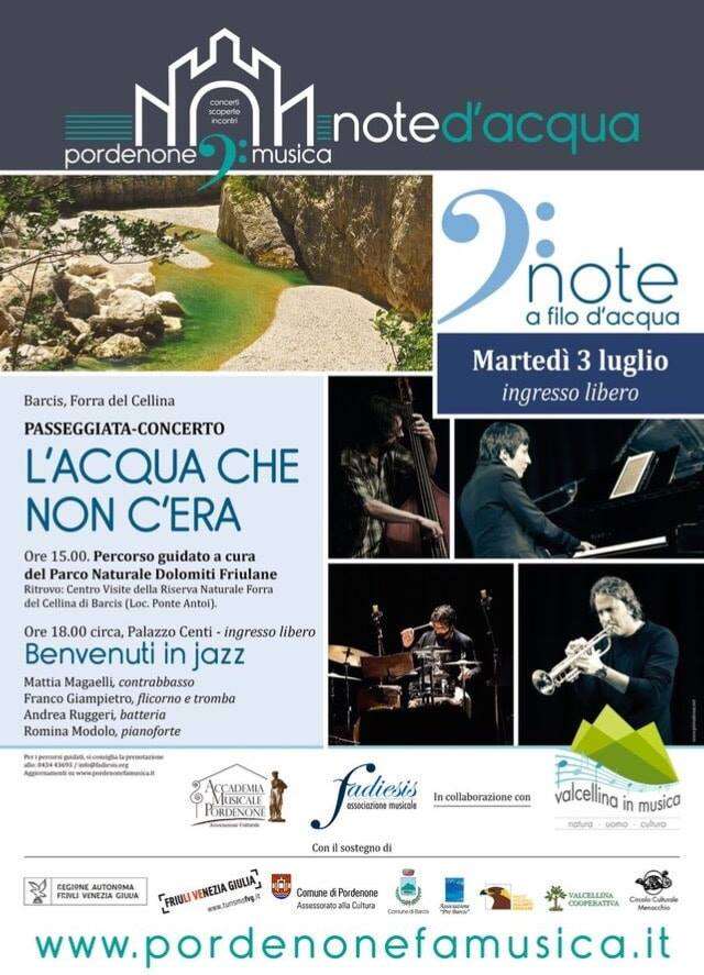 Benvenuti In Jazz Barcis 3.7.18