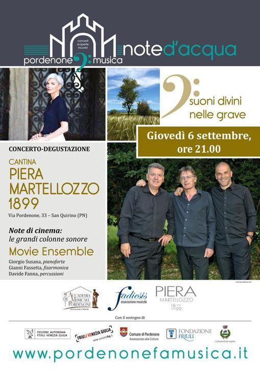 Movie Ensemble 6.9.18