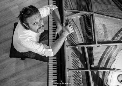 Recital pianistico di Rudy Fantin su temi tradizionali natalizi