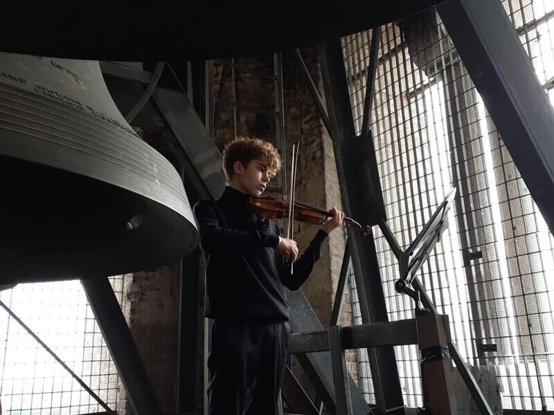 musolla violino